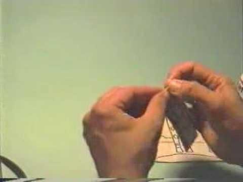 How to make: the giraffe's pop-up card