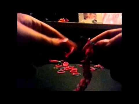 Bracciale CHAIN con un uncinetto (senza telaio)