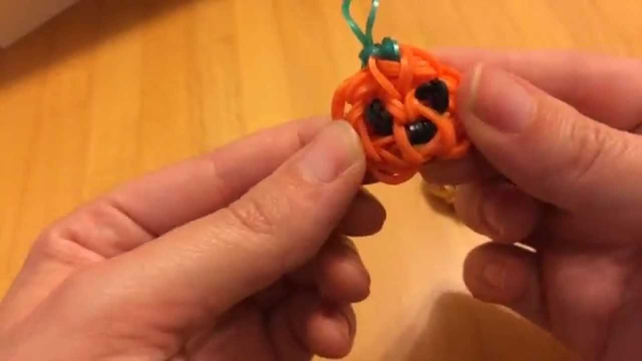Zucche di Halloween - Metodo Semplice con telaio