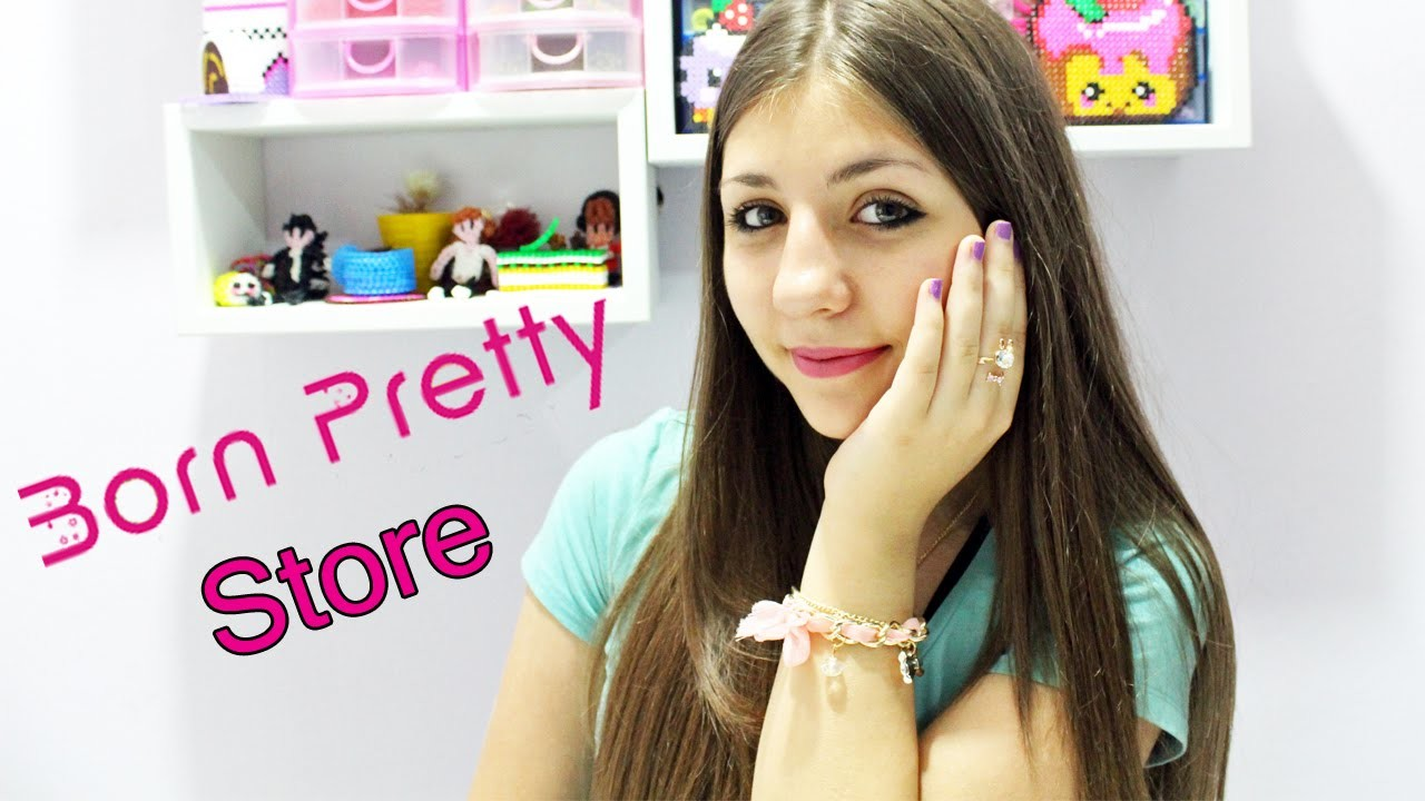 Haul.Review Born Pretty Store & Coupon per voi! ♥
