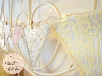 DIY: come realizzare delle bandierine romantiche e colorate