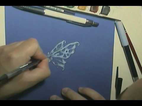 Jewelry Design Speed Painting by CREA-LUXE