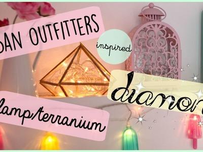 DIY UrbanOutfitters LAMP! | Gemminamakeup