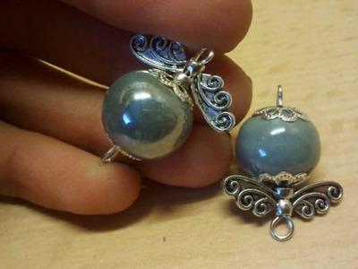 """TUTORIAL: """" Come creare una collana con perle in fimo?"""""""