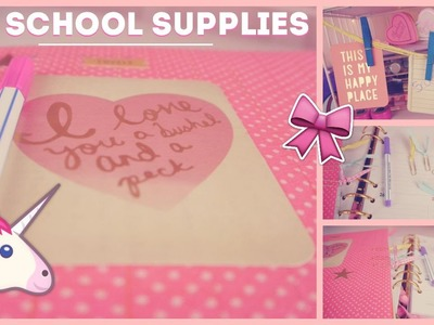 3 facili DIY per la Scuola | PINTEREST Inspired #BackToSchoolWeek