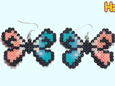 Farfalla con Hama Beads~Proviamo le perline Hama da Banggood