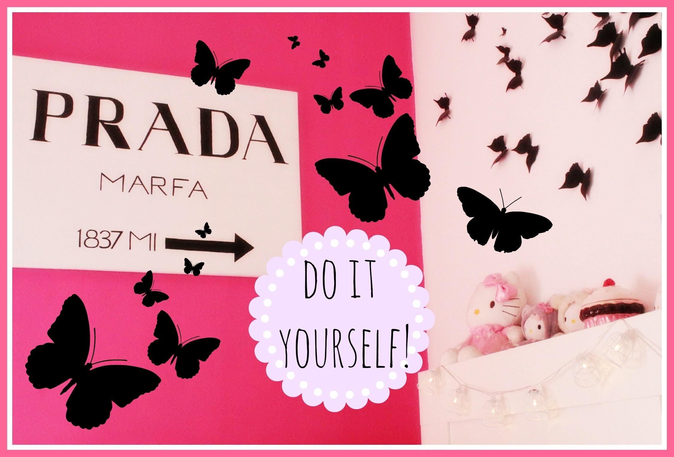 Prada Marfa DIY