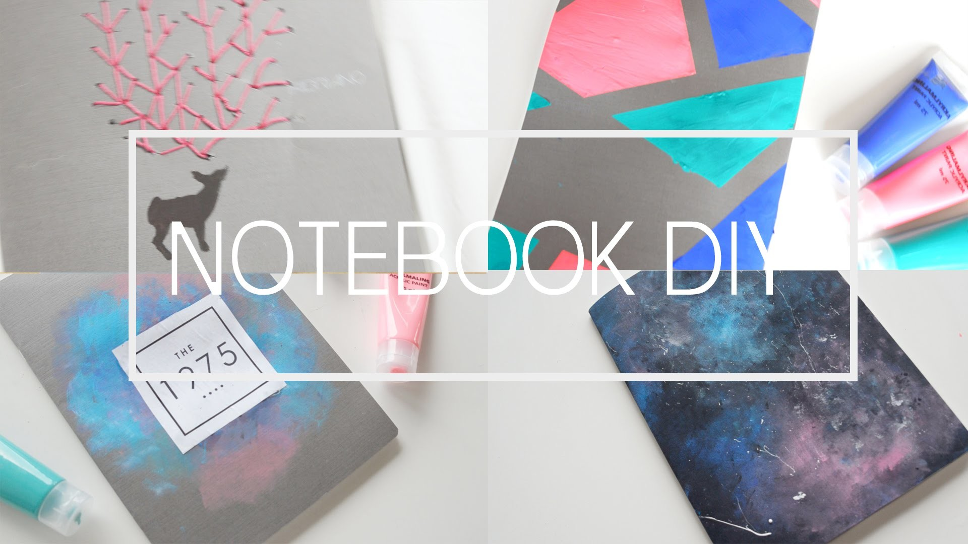 #BTS DIY • Quaderni tumblr. Tumblr notebook cover ITA