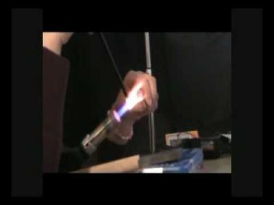 Sveva Zurlo - Lavorazione a Lume - Lampwork Beads - Perle au Chalumeau