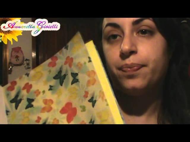 Acquisti - Carte scrapbooking e pirografo