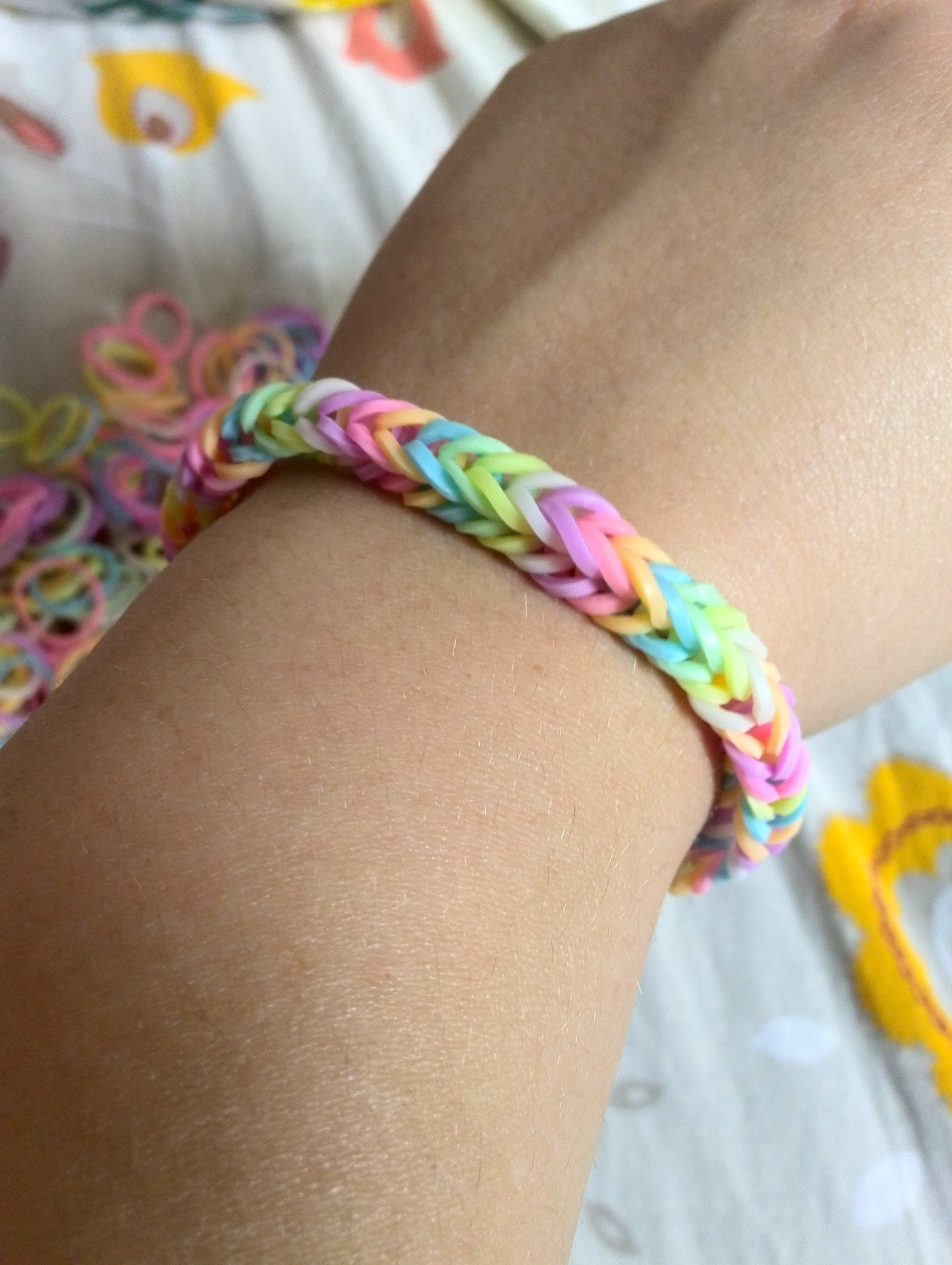 Loom Bands: Tutorial