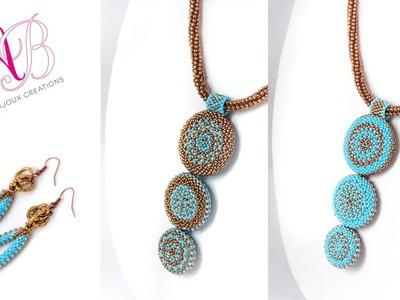 Video Creazioni Novembre: Collana Hikuri, orecchini navette, pendente superduo, anello B cross