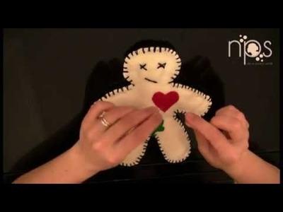 Come fare una bambola VooDoo