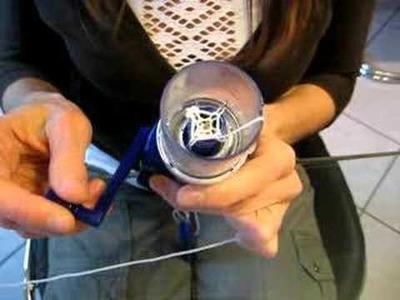 Tricotin a manovella - video istruzioni