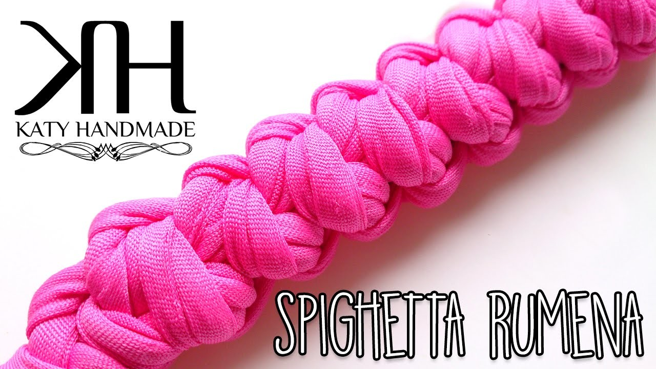 ❀ [Tutorial uncinetto #7] Spighetta rumena | Romanian braid | Crochet ❀