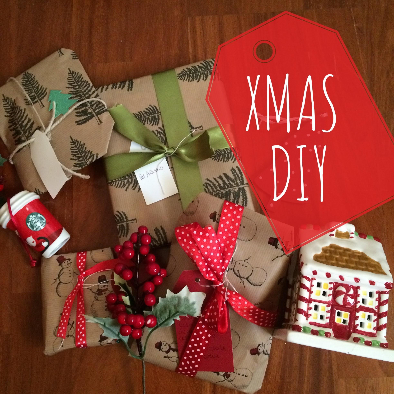 XMAS DIY: i miei pacchetti di Natale