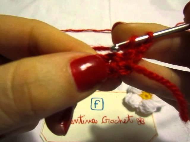"""Uncinetto, Lezione n. 9 """"AUMENTI E DIMINUZIONI"""" by Valentina Crochet"""