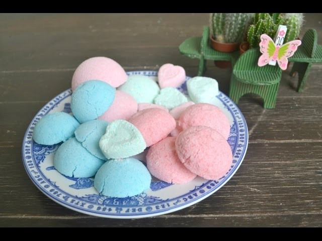 DIY Lush BathBombs!