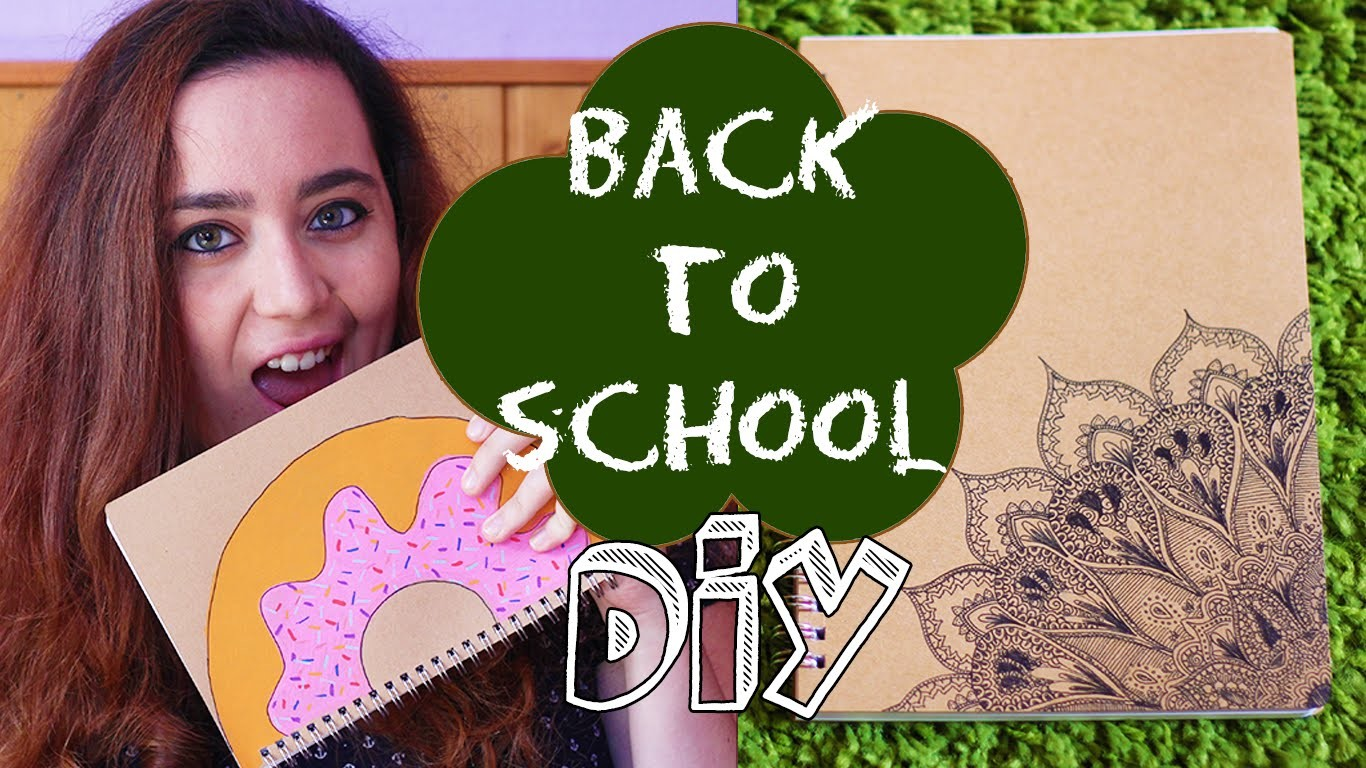 BACK TO SCHOOL DIY || 2015