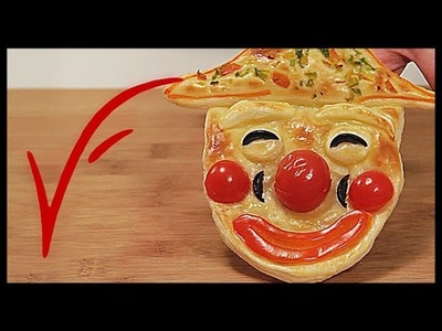 Merenda Arlecchino - Tutorial di VisualFood