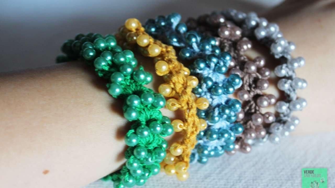 Crea dei Braccialetti con Perline all'Uncinetto - Fai da Te Style - Guidecentral