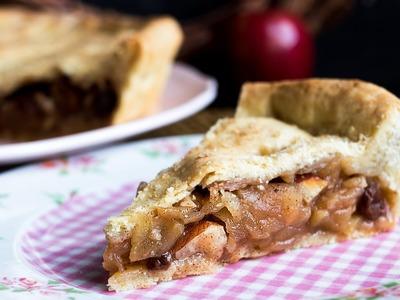 Apple pie: ricetta americana leggera e senza burro!