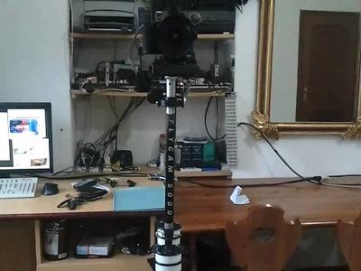 Flycam 5000 come risolvere il problema di bilanciamento  fuori asse