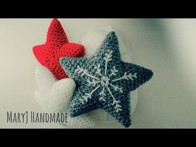 Tutorial amigurumi: stella all'uncinetto