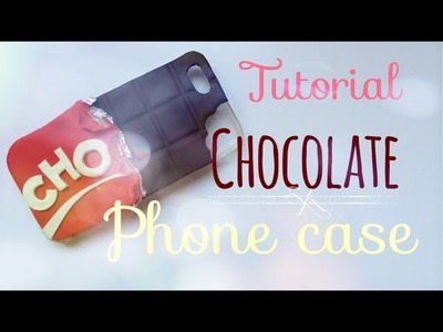 Tutorial CHOCOLATE-BAR Cover
