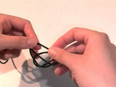 Coma fare una collana con il nodo Celtico