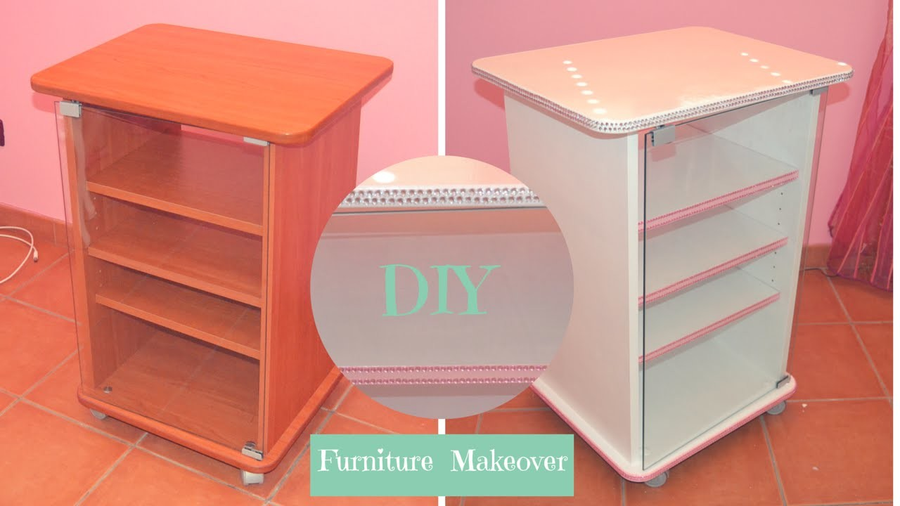 DIY • Come restaurare un mobile | Furniture Makeover