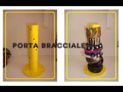 DIY: Porta Bracciali Fai Da Te - Bracelets Holder