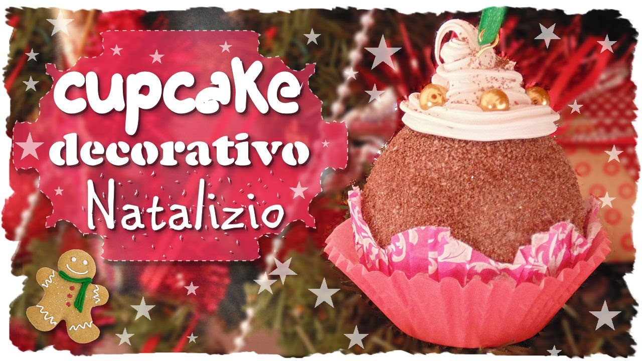 DIY XMas: Finti Cupcakes Decorativi Natalizi | Collab. MakeUpDream35