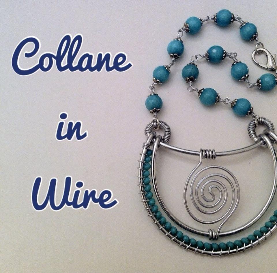 Wire Necklaces: video creazioni