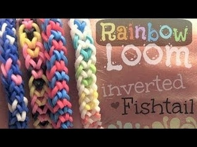 DIY bracciale con elastici iverted armbands vr