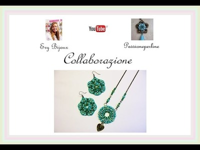Collaborazione con Passioneperline | 2 Creative 2 Tutorial STESSI Materiali!