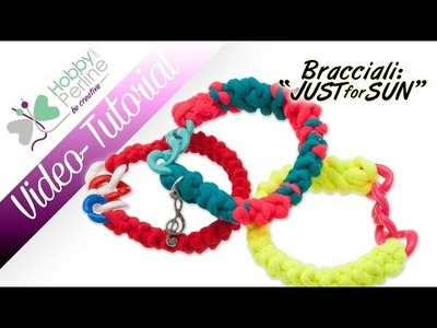 "Bracciale ""JUST for SUN"" 