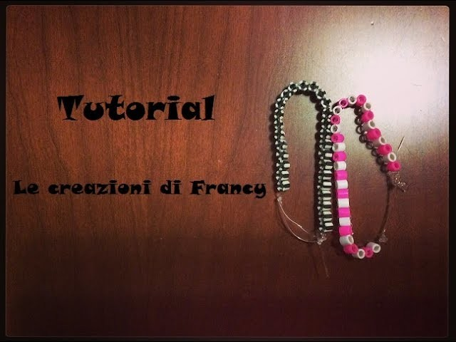 Tutorial Braccialetto con Hama beads