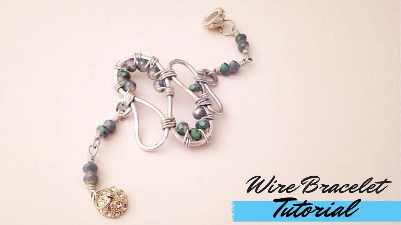 Tutorial \ Wire Bracelet \ Bracciale in Wire \ Alluminio e Tutorial