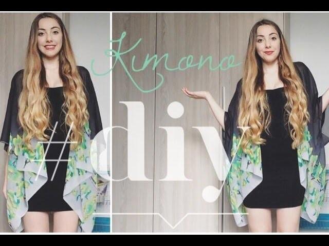 DIY - Kimono ✂