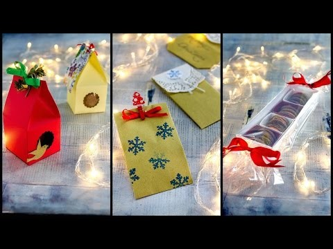 3 idee per i regalini di Natale | DIY
