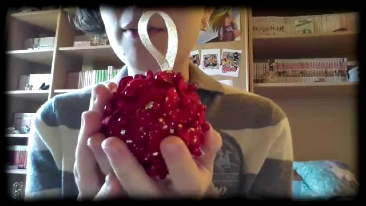 Tutorial christmas ball + idee regalo^^