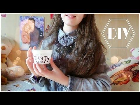 HOW TO ♥ DIY : CUTE JAR ||Lau's Channel04