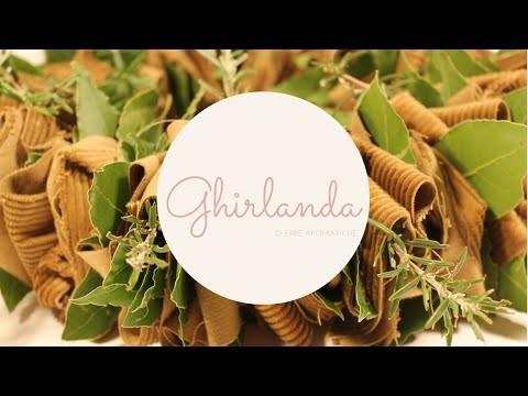 DIY Natalizio: come realizzare una Ghirlanda con le Erbe Aromatiche