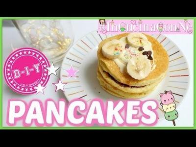 DIY Pancakes! #InCucinaConNè || Nancy Joli Bijoux