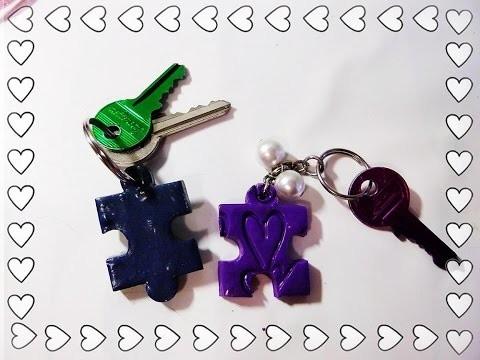 DIY: Idea Regalo San Valentino ♥  Fai da te ♥ Valentine's Day Gift Idea  ♥ Fimo