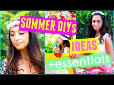 Summer Diy, idee e essentials | PolvereDiTrucco