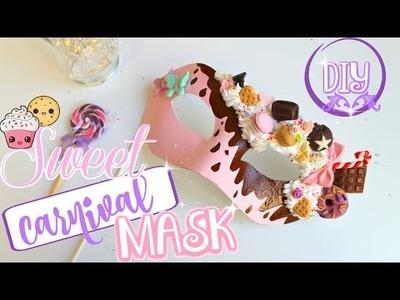 Sweet Carnival Mask! DIY ♥