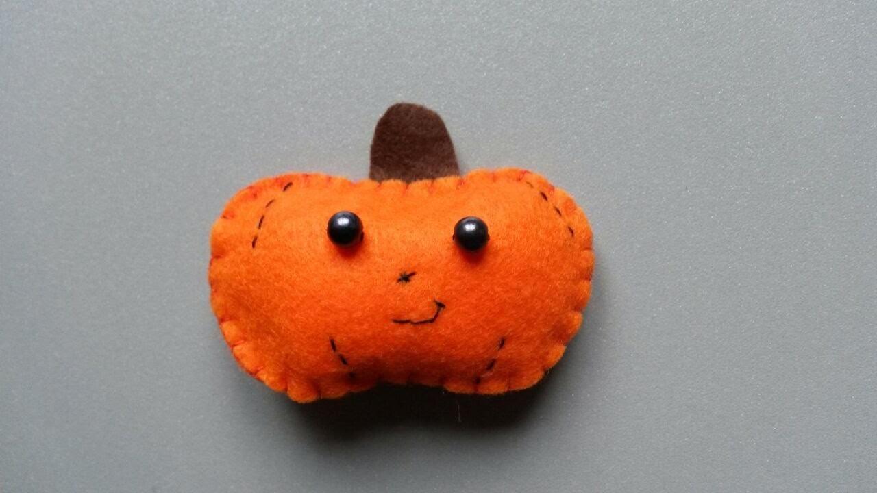 Tutorial zucca halloween  -Le creazioni di Pandina
