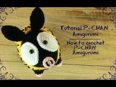 P-Chan Amigurumi | How to crochet P-Chan Amigurumi